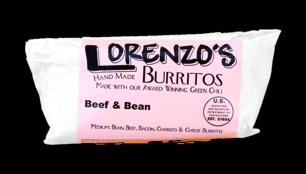 LZ Beef & Bean