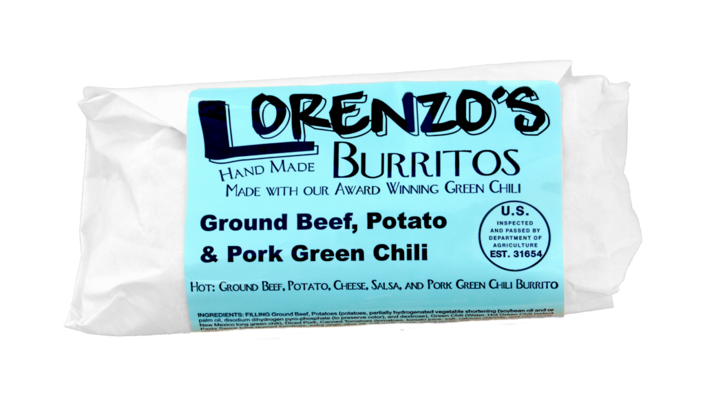 LZ Ground Beef Potato